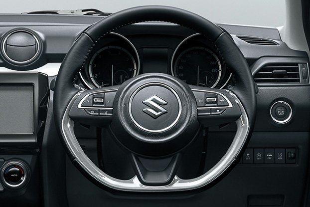 Đánh giá xe Suzuki Swift 2021 về khoang nội thất - Ảnh 1.