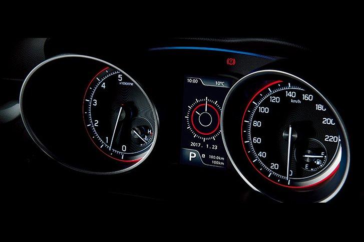 Đánh giá xe Suzuki Swift 2021 về khoang nội thất - Ảnh 3.