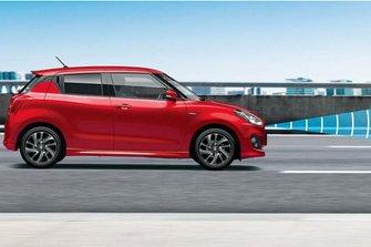 Đánh giá xe Suzuki Swift 2021 về tính năng an toàn.